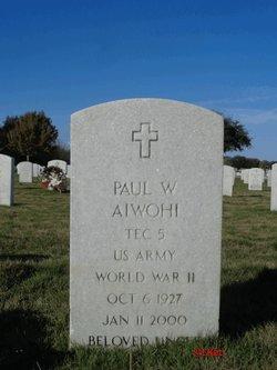 Paul W Aiwohi