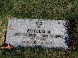 Phyllis A Bethel