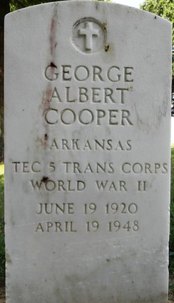 George Albert Cooper