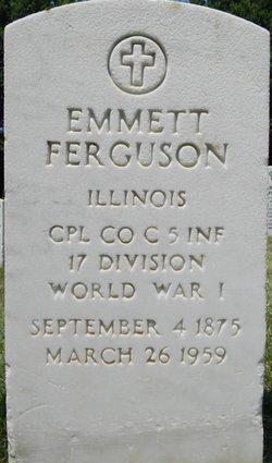 Emmett Ferguson
