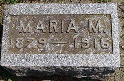 Maria M. <I>Thornton</I> Cooper