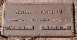 Wanda Marie <I>Polvadore</I> Finchum