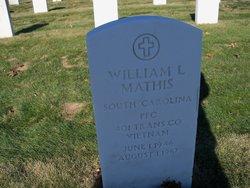 PFC William Lee Mathis