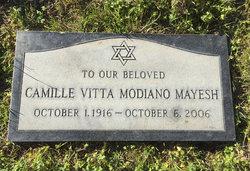 Camille Vitta <I>Modiano</I> Mayesh