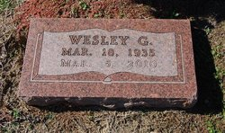 Wesley Gene Cantrell