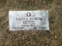 Ralph Raymond Hankins