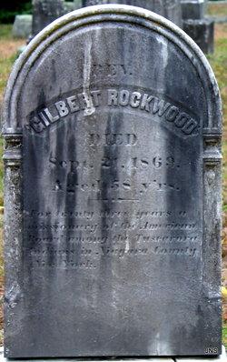 Rev. Gilbert Rockwood