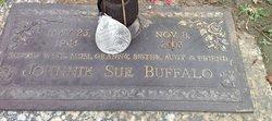 Johnnie Sue <I>Taylor</I> Buffalo
