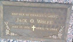 Jack O. Wolfe