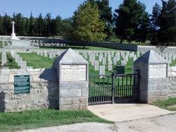 Kirechkoi-Hortakoi Military Cemetery