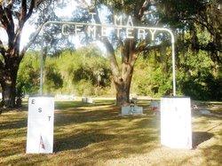 Tema Cemetery