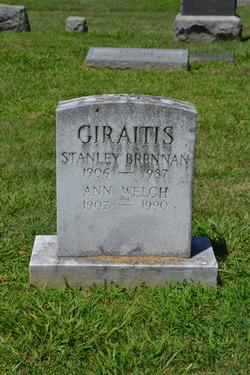 Stanley Brennan Giraitis