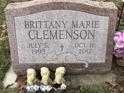 Brittany Marie Clemenson
