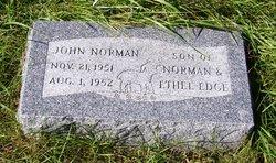 John Norman Edge