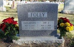 John Dennis Foley Jr.