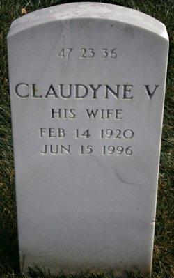 Claudyne V Cooper