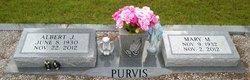 Mary M. <I>Padgett</I> Purvis
