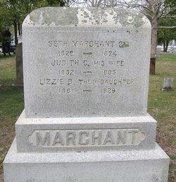 Judith C <I>Swasey</I> Marchant