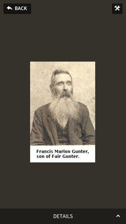Francis Marion Gunter