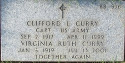 Clifford Leslie Curry
