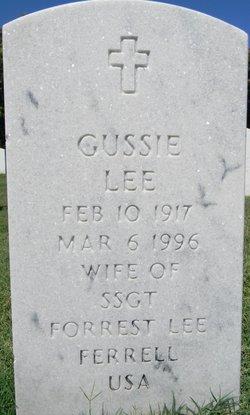 Gussie Lee Ferrell