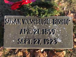 Susan <I>Washburne</I> Bishop