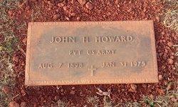 John H Howard