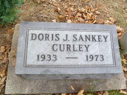 Doris Jean <I>Sankey</I> Curley