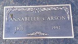 Annabelle Carson