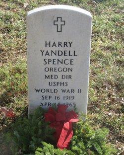 Harry Yandell Spence