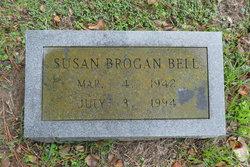 Susan <I>Brogan</I> Bell