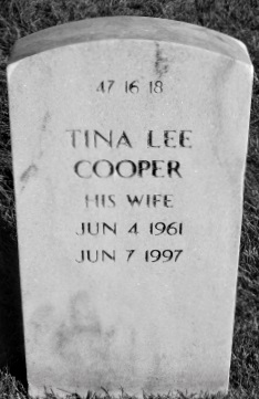 Tina Lee Cooper