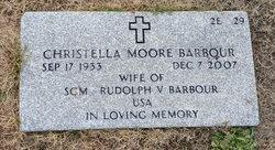 Christella <I>Moore</I> Barbour