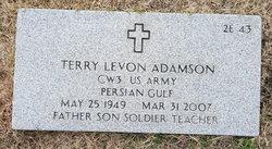 "Terry Levon ""Butch"" Adamson"
