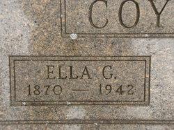 Ella Grace <I>Paul</I> Coykendall
