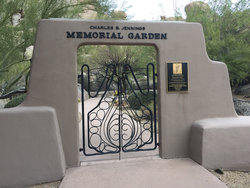Desert Hills Presbyterian Church Memorial Garden