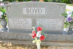 Mildred F. <I>Learned</I> Boyd