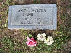 Pansy Lavenia Daniels