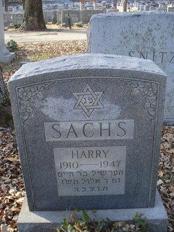 Harry Sachs
