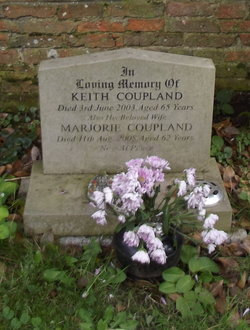 Keith Coupland