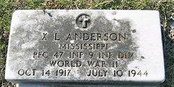 X L Anderson