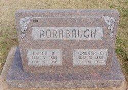 Grover C. Rorabaugh