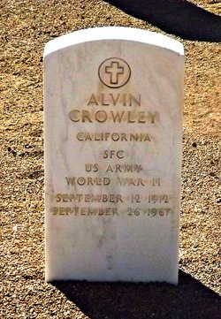 Alvin Crowley