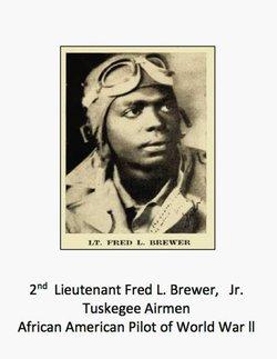 2LT Fred L Brewer Jr.