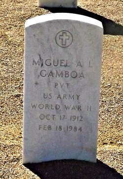 Miguel A L Gamboa