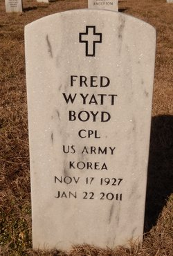 Fred Wyatt Boyd