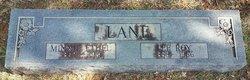Minnie Ethyl <I>Leatherwood</I> Lane