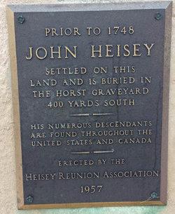 Heisey-Horst Cemetery