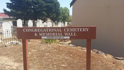 Congregational Cemetery and Memorial Wall