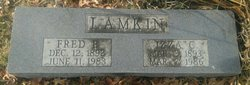 Izza <I>Campbell</I> Lamkin